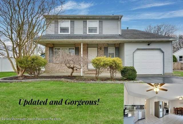 16 Virginia Drive, Howell, NJ 07731 (MLS #22005911) :: The Premier Group NJ @ Re/Max Central
