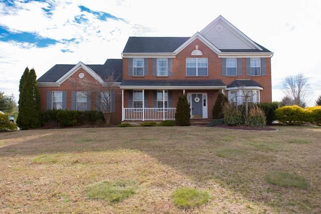 11 Bruere Drive, Millstone, NJ 08510 (MLS #22006024) :: William Hagan Group