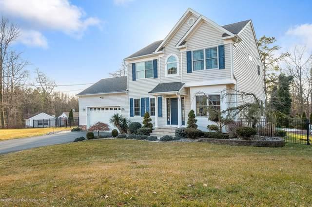 12 Stoyk Road, Cream Ridge, NJ 08514 (MLS #22006705) :: Vendrell Home Selling Team
