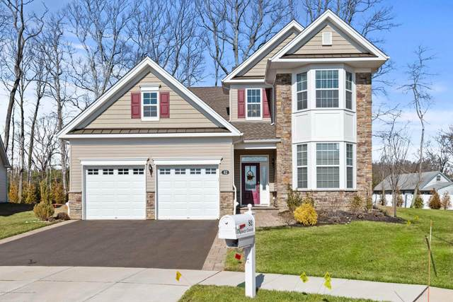 82 Legacy Court, Freehold, NJ 07728 (MLS #22006728) :: The Streetlight Team at Formula Realty