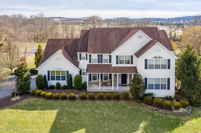 5 Wagner Farm Lane, Millstone, NJ 08535 (MLS #22006798) :: Vendrell Home Selling Team
