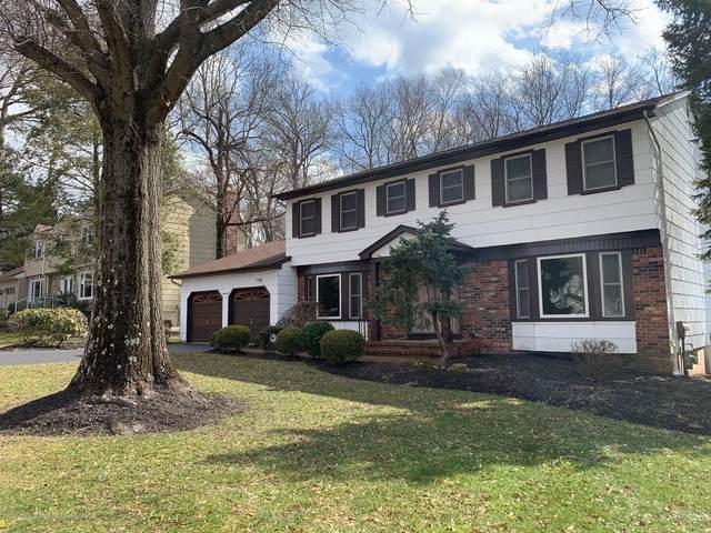31 Truman Drive, Marlboro, NJ 07746 (#22007703) :: Nexthome Force Realty Partners
