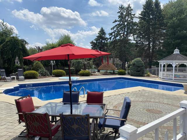 130 Country View Drive, Freehold, NJ 07728 (MLS #22007879) :: The CG Group | RE/MAX Real Estate, LTD