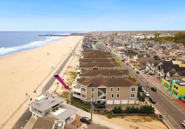 209 Beachfront #2, Manasquan, NJ 08736 (MLS #22008650) :: The Sikora Group