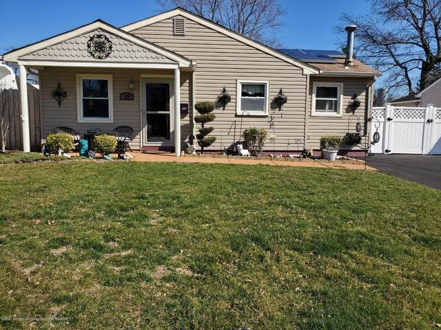 226 Orchard Street, Keyport, NJ 07735 (#22008794) :: Daunno Realty Services, LLC