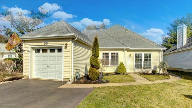 65 Hazel Drive, Freehold, NJ 07728 (MLS #22008863) :: William Hagan Group
