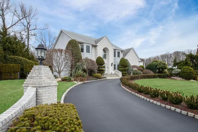 16 Green Ridge Drive, Manalapan, NJ 07726 (MLS #22009232) :: The Ventre Team
