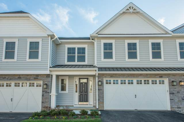 105 Lawley Drive #1104, Lincroft, NJ 07738 (MLS #22009417) :: The Premier Group NJ @ Re/Max Central