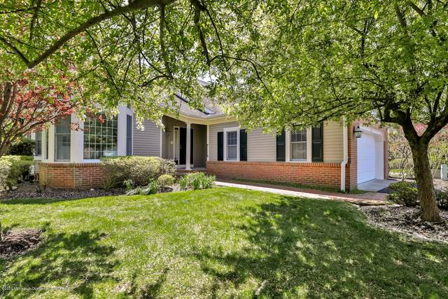 212 Heritage Court, Little Silver, NJ 07739 (MLS #22010956) :: The Sikora Group