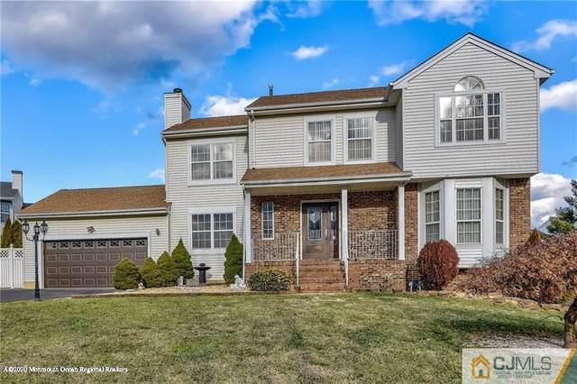 4 Thrush Court, Old Bridge, NJ 08857 (MLS #22011208) :: Vendrell Home Selling Team