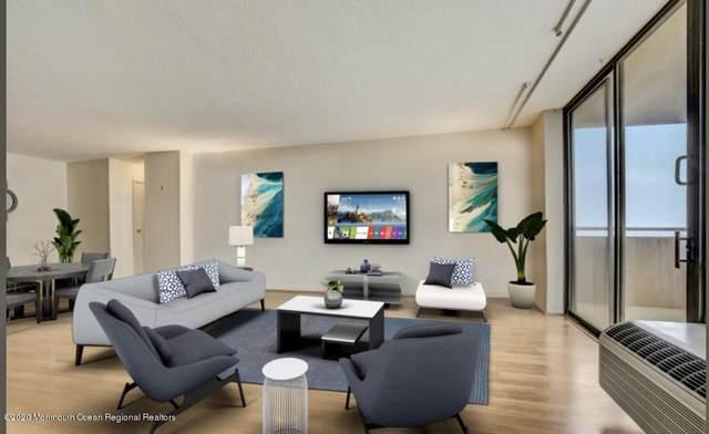 787 Ocean Avenue #609, Long Branch, NJ 07740 (MLS #22011401) :: William Hagan Group