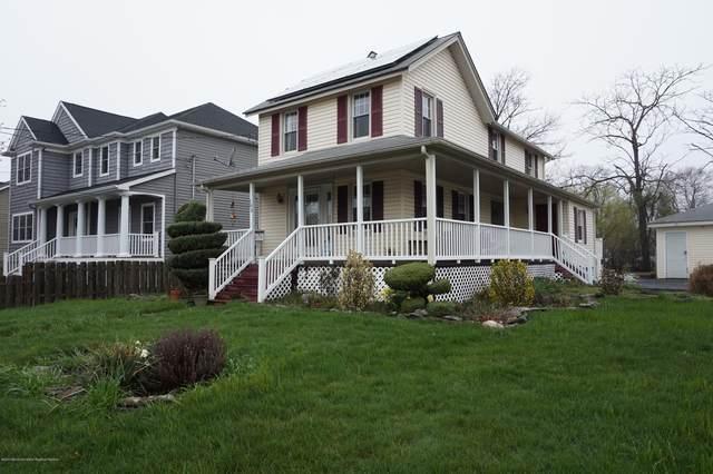 103 Jeroleman Avenue, Long Branch, NJ 07740 (MLS #22011462) :: William Hagan Group
