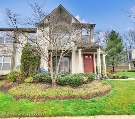 1906 Commons Drive #6, East Brunswick, NJ 08816 (MLS #22011610) :: The CG Group | RE/MAX Real Estate, LTD