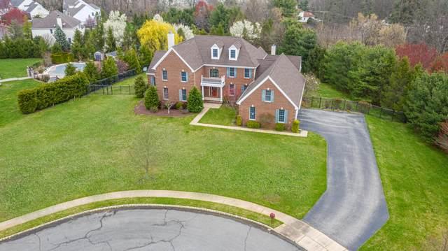 3 Kipling Court, Marlboro, NJ 07746 (MLS #22011878) :: The Dekanski Home Selling Team