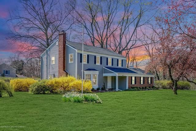 341 Plymouth Drive, Freehold, NJ 07728 (MLS #22012172) :: The Dekanski Home Selling Team
