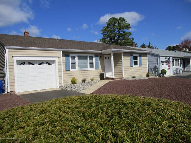 35 Nostrand Drive, Toms River, NJ 08755 (MLS #22012877) :: The Premier Group NJ @ Re/Max Central