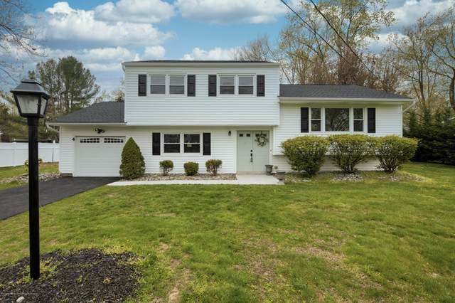 4 Lowell Road, Manalapan, NJ 07726 (#22012962) :: Nexthome Force Realty Partners