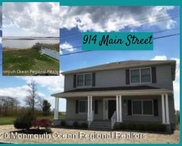914 Main Street, Bayville, NJ 08721 (MLS #22014531) :: The Premier Group NJ @ Re/Max Central