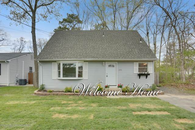 1202 Kennebec Road, Forked River, NJ 08731 (MLS #22014607) :: The Premier Group NJ @ Re/Max Central