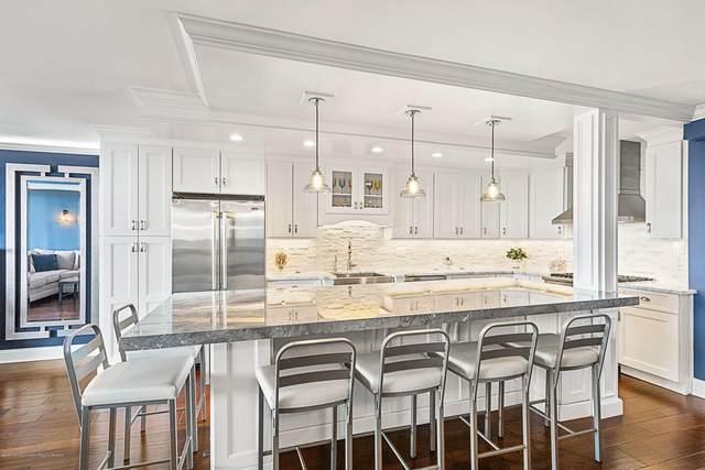 55 Ocean Avenue 9K, Monmouth Beach, NJ 07750 (MLS #22014706) :: The Sikora Group