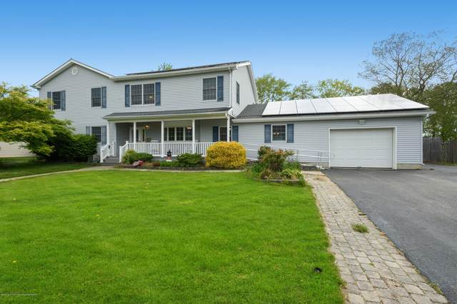 7 Chatham Drive, Howell, NJ 07731 (MLS #22014719) :: The Premier Group NJ @ Re/Max Central