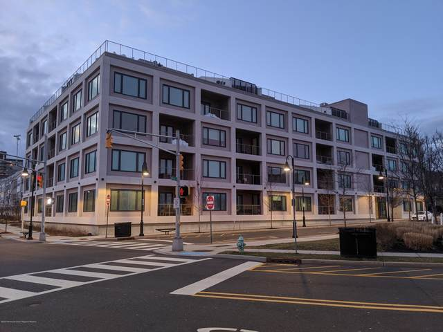 601 Heck Street #106, Asbury Park, NJ 07712 (MLS #22015529) :: The Sikora Group