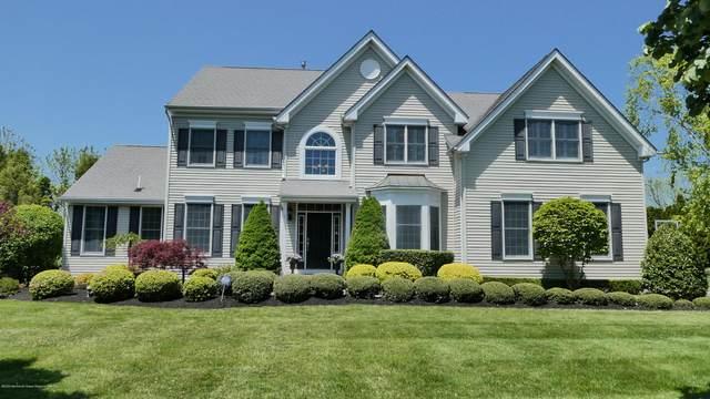 3 Whirlaway Drive, Tinton Falls, NJ 07724 (MLS #22015531) :: The Sikora Group