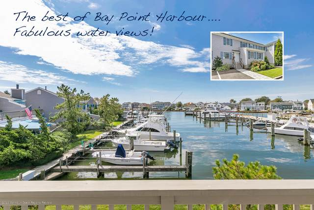 35 Bay Point Harbour, Point Pleasant, NJ 08742 (MLS #22015588) :: Kiliszek Real Estate Experts