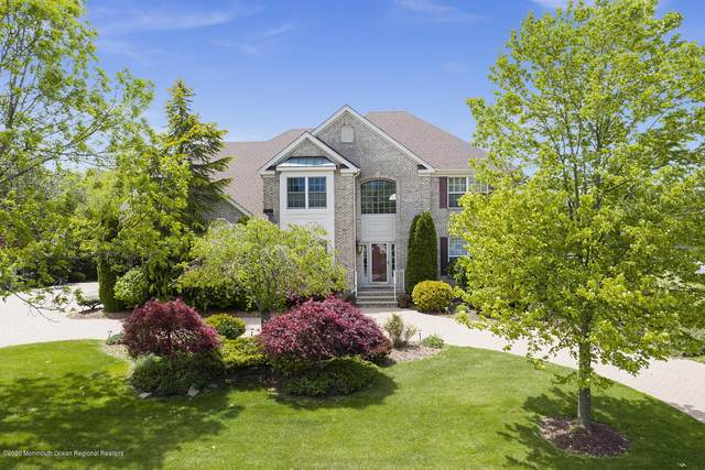 5 English Path, Freehold, NJ 07728 (MLS #22015658) :: The Premier Group NJ @ Re/Max Central