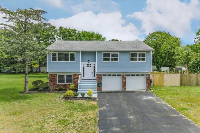 764 Williamsburg Drive, Brick, NJ 08724 (#22017162) :: Nexthome Force Realty Partners
