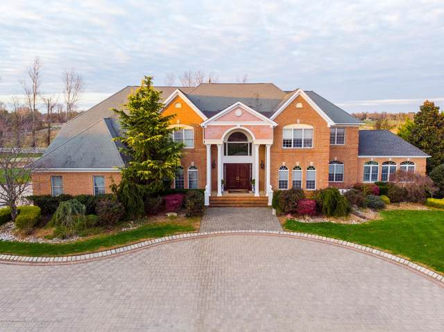 4 Air Dancer Lane, Colts Neck, NJ 07722 (MLS #22017172) :: The Ventre Team