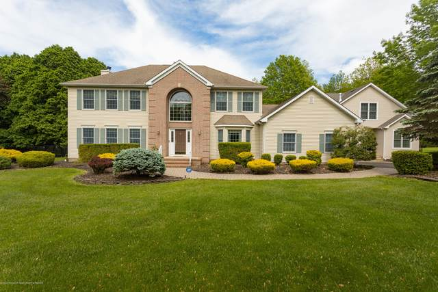 9 Preston Drive, Millstone, NJ 08535 (MLS #22017443) :: Vendrell Home Selling Team