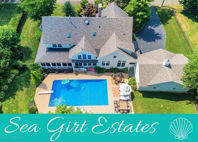 2146 Cottonwood Drive, Sea Girt, NJ 08750 (MLS #22017513) :: The Ventre Team