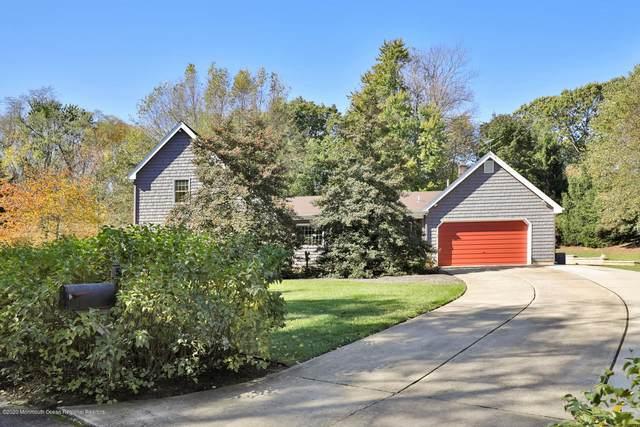 5 Netter Way, Marlboro, NJ 07746 (MLS #22017851) :: The Dekanski Home Selling Team