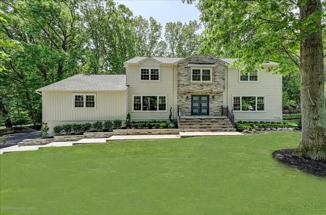 5 Churchill Court, Morganville, NJ 07751 (MLS #22018031) :: The Dekanski Home Selling Team