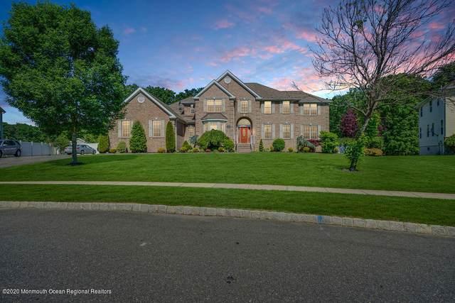 1826 Charlton Circle, Toms River, NJ 08755 (MLS #22018804) :: The Dekanski Home Selling Team