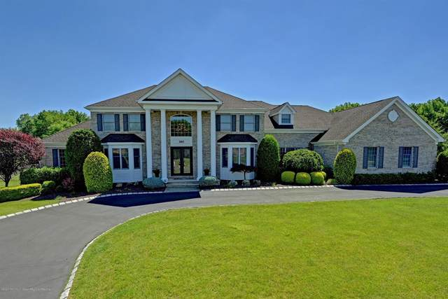 260 Deerfield Road, Morganville, NJ 07751 (MLS #22019050) :: William Hagan Group