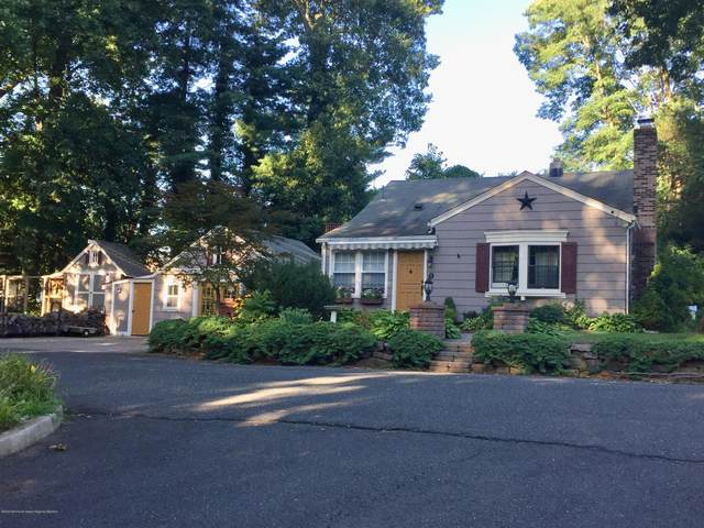 9 Swan Lake Park, Freehold, NJ 07728 (MLS #22019198) :: The MEEHAN Group of RE/MAX New Beginnings Realty
