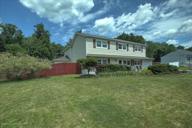 42 Chesapeake Road, Manalapan, NJ 07726 (MLS #22020166) :: The CG Group   RE/MAX Real Estate, LTD