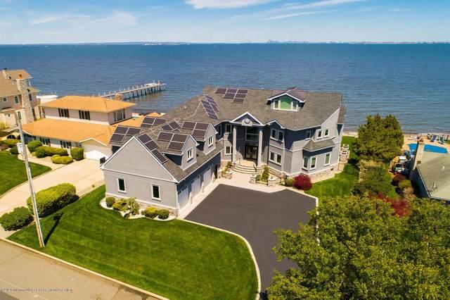 8 Harbor View Drive, Atlantic Highlands, NJ 07716 (MLS #22020789) :: The Sikora Group