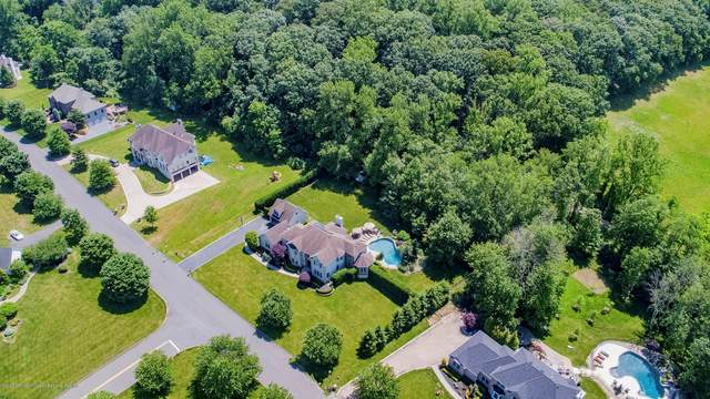811 Turquoise Trail, Morganville, NJ 07751 (MLS #22021781) :: The Premier Group NJ @ Re/Max Central