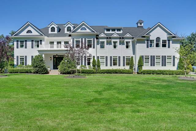 7 Heathcliff Road, Rumson, NJ 07760 (#22022128) :: Nexthome Force Realty Partners
