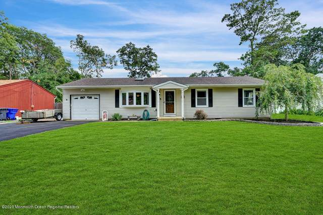 45 Delmar Drive, Brick, NJ 08723 (MLS #22022295) :: The MEEHAN Group of RE/MAX New Beginnings Realty