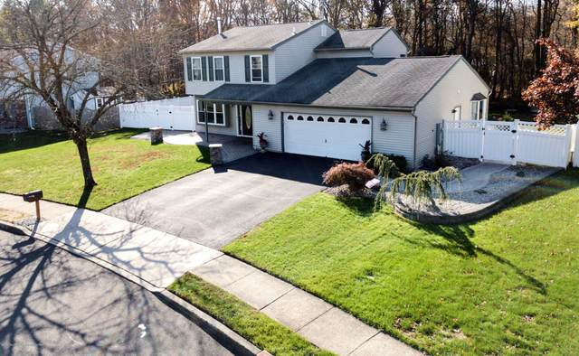 44 Yellowstone Lane, Howell, NJ 07731 (MLS #22022369) :: William Hagan Group
