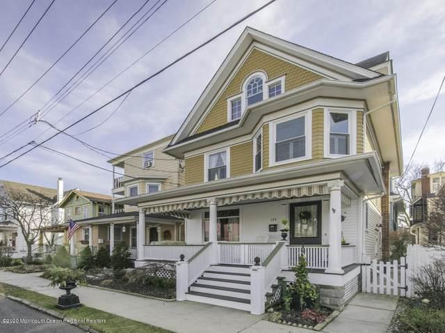 124 Mount Hermon Way, Ocean Grove, NJ 07756 (MLS #22022423) :: William Hagan Group