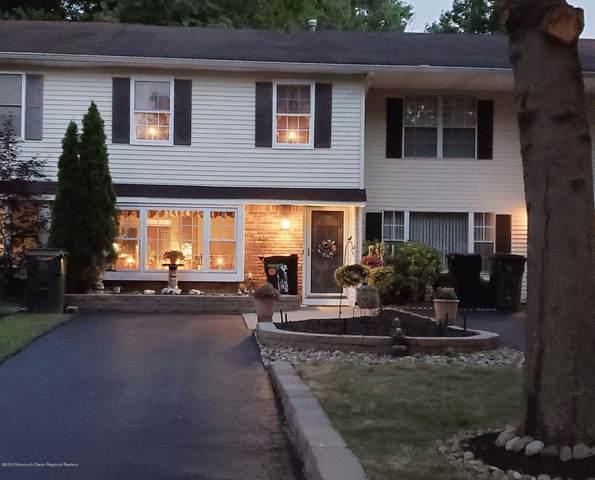 83 Fieldcrest Way, Hazlet, NJ 07730 (MLS #22022825) :: William Hagan Group