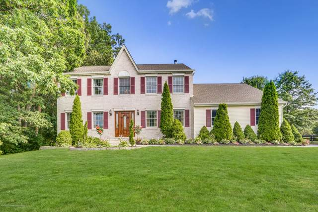169 Brynmore Road, Plumsted, NJ 08533 (MLS #22023620) :: The Sikora Group