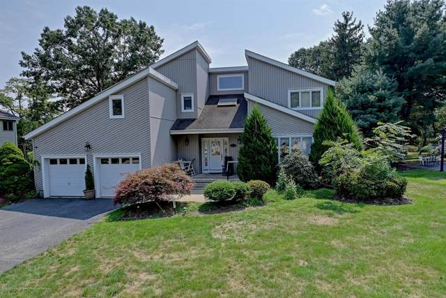 13 Old Queens Court, Eatontown, NJ 07724 (#22025001) :: Nexthome Force Realty Partners
