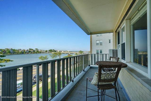510 Deal Lake Drive 3H, Asbury Park, NJ 07712 (MLS #22025634) :: Kiliszek Real Estate Experts