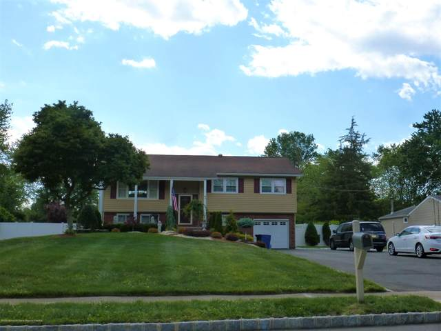 7 Georgetown Drive, Manalapan, NJ 07726 (MLS #22026395) :: The CG Group   RE/MAX Real Estate, LTD